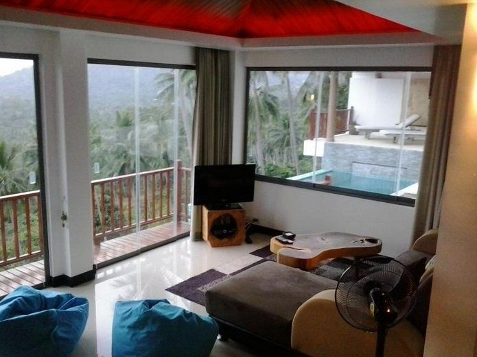 Comfortable two-bedroom villa in Chaweng Noi
