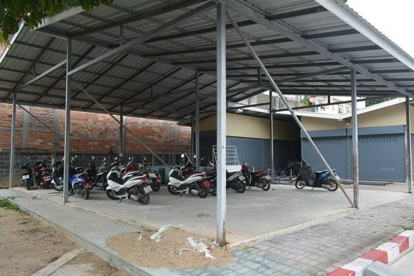 Commercial property in the centre of Chaweng
